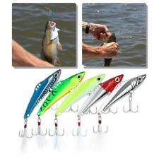 8cm/31g Fishing Lures Crankbaits Hooks Spinner Minnow Bass Baits Tackle L9X3