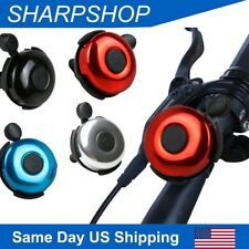 Bike Bell Horn Loud Handlebar Bicycle Ring for Mountain Exercise Bike Acces
