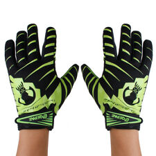 MagiDeal Bicycle Skeleton Skull Pattern Full Finger Warm Bike Sports Gloves