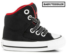 Converse Baby/Toddler Chuck Taylor All Star High Street High Top Shoe - Black/Ca