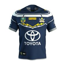 NRL 2018 North Queensland Cowboys Mens Adults Onfield Jumper Guernsey Jersey