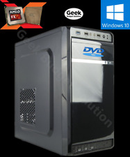 🔥 AMD FX-6300 4.1GHz 6-Core Radeon HD Office PC Desktop Computer DDR3 HDD