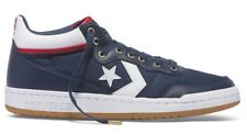 Converse - Fastbreak Pro Mid Mens Shoes Navy/White/Red