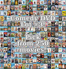 Comedy DVD Lot #3: DISC ONLY - Pick Items to Bundle and Save!
