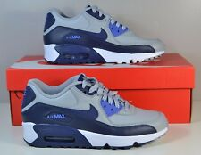 NIB BOYS YOUTH NIKE AIR MAX 90 LTR RUNNING SHOES SNEAKERS SIZE 6Y