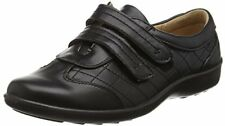 WOMENS CUSHION WALK MONICA LADIES LOAFERS SHOES LIGHTWEIGHT VELCRO SIZE 3-8