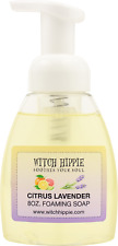Scented Foaming Liquid Soap 8oz Bottle by Witch Hippie