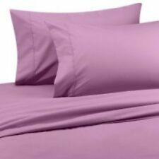 1000TC Egyptian Cotton Duvet With Bedding Items Lavender Solid Select Size&Item