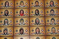 2009 Executive Trading Cards U PICK Politicians Trading Cards Series 1/2 FREE...
