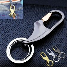 Nice Creative Casual Metal Blade Key Chain Ring Keychain Keyring Gift For Men