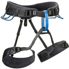 Black Diamond Momentum Ds Mens Climbing Gear Harness - Smoke All Sizes