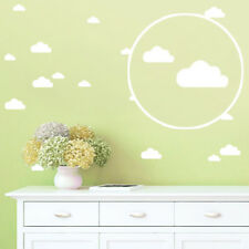 The Nursery DIY Home Decoration Baby Room Kids Decor Little Cloud Wall stickers
