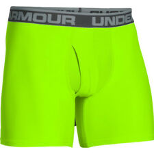 Under Armour O Series 6in Boxerjock 2 Pk Mens Underwear Boxer Shorts - Carbon