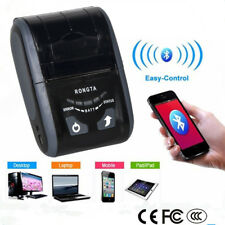 58mm Portable Wireless Bluetooth POS Thermal Receipt Printer for Android Phone