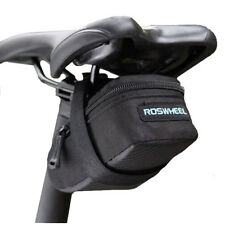 ROSWHEEL Bike Bicycle Cycling Saddle Back Seat Seat Post Tail Pouch Bag