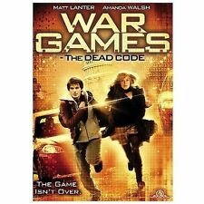 War Games: The Dead Code (DVD, 2008, Checkpoint; Dual Side; Sensormatic)