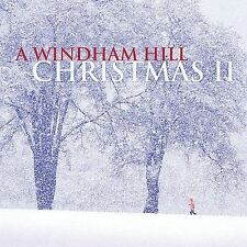 WINDHAM HILL CHRISTMAS II CD VARIOUS NEW SEALED