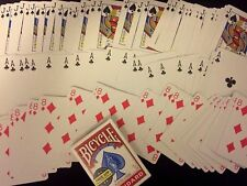 One Way Force Deck - RED BACK BICYCLE Magic Card Tricks
