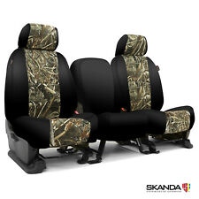 Skanda Coverking Realtree Max-5 Camo Tailored Seat Covers for Ford F-150