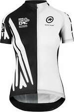 Assos Cape Epic Evo7 SS Womens XC Bike Jersey Holy White