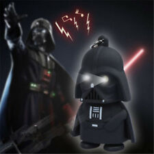 Cool Light Up LED Star Wars Darth Vader With Sound Keyring Keychain Gift New