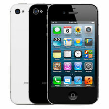 Apple iPhone 4S 16GB  Smartphone Unlocked AT&T Verizon T-Mobile