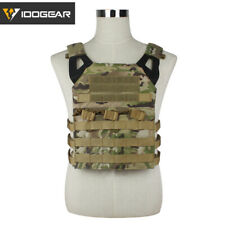 EMERSON Tactical Vest Plate Paintball Body Armor Carrier JPC Hunting MOLLE Army