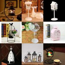 Assorted Retro Candle Holder Candlestick Tea Light Lantern Garden Nightlight