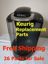 KEURIG K40 B40 K50 & K55 REPLACEMENT PARTS MULTI-PART-LISTING CHECK IT OUT!