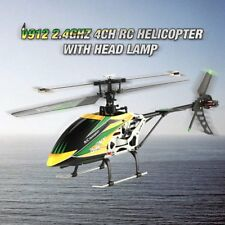 WLtoys V912 Drone Sky Dancer 2.4GHz RTF 4CH RC 3D Helicopter With Lamp LOT CH