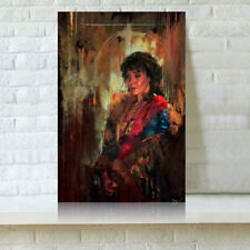 HD Print Oil Painting Home Decor Art on Canvas Aunt Pol Multiple Size Options