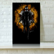HD Print Oil Painting Home Deco on Canvas Resident Evilcon Multiple Size Options