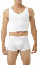 Underworks FTM and Gynecomastia Cotton Lined Power Chest Binder Top 975
