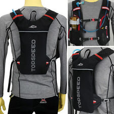Marathon Running Sport Cycling Vest Backpack Breathable Hydration Pack Water Bag