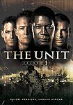 The Unit - Season 1 (DVD, 2006, 4-Disc Set) region 4
