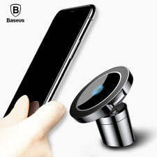 Baseus QI Wireless Charger Magnetic Car holder For iPhone X 8 Samsung S9 S8