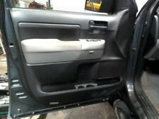 2008 TUNDRA Door Trim Panel, DRIVER FRONT DOUBLE CAB