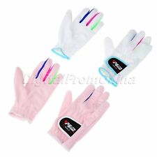 Anti Skid Golf Gloves Breathable Microfiber Children Sport Gloves Professsional