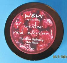 WEN Re-Moist Hydrating Hair Mask Treatment WINTER RED CURRANT