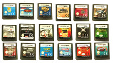 Nintendo DS Games - LEGO, Mario, Pokemon & MANY  for DS,DS L,DSI,DSi XL,3DS