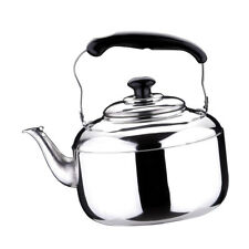 4L 5L 6L Stainless Steel Hot Water Kettle Pot with Whistle Sound Tea Kettle