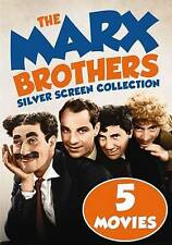 The Marx Brothers Silver Screen Collection DVD, 2013, 2-Disc Set 5-Movies