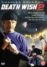 Death Wish 2 (1982) [DVD, 2012] - NEW PRODUCT & FREE P&P!