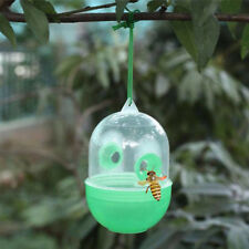 Hanging Wasp Non-Toxic Trap No Poison Chemicals Free Bee Bug Catcher Insects HOT