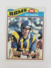 1977 Topps Los Angeles Rams NFL Football Cards Good-Excellent Condition