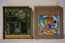 Super Mario Land 2 6 Golden Coins Game Boy gameboy PAL Nintendo Battery OK 1992