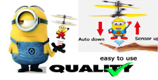 Minion Fly Flashing helicopter Hand Control RC Toys Minion Helicopter Quadcopter