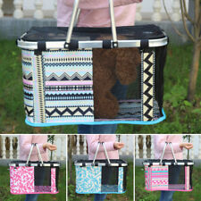 Pattern Cage Crate Bag House Puppy Punny Tote Travel Cat Carrier Dog Pet Kennel