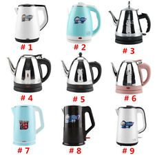 1L/1.2L/1.8L/ 2L Stainless Steel Electric Kettle Fast Water Heating Boiling Pot