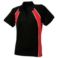 Finden & Hales Womens Jersey Team Polo